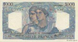 1000 Francs MINERVE ET HERCULE FRANCE  1946 F.41.15 pr.NEUF