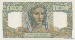 1000 Francs MINERVE ET HERCULE FRANCE  1949 F.41.29 NEUF