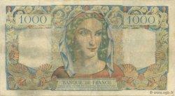 1000 Francs MINERVE ET HERCULE FRANCE  1950 F.41.32