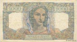 1000 Francs MINERVE ET HERCULE FRANCE  1950 F.41.33 TB à TTB