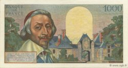 1000 Francs RICHELIEU FRANCE  1953 F.42.01 SUP