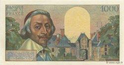 1000 Francs RICHELIEU FRANCE  1953 F.42.03 SPL