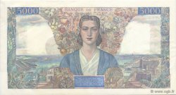 5000 Francs EMPIRE FRANÇAIS FRANCE  1945 F.47.45 pr.SPL