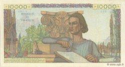 10000 Francs GÉNIE FRANÇAIS FRANCE  1951 F.50.49 SUP