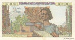 10000 Francs GÉNIE FRANÇAIS FRANCE  1952 F.50.57 pr.SPL
