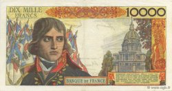 10000 Francs BONAPARTE FRANCE  1956 F.51.03 TTB