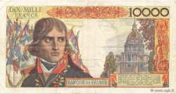 10000 Francs BONAPARTE FRANCE  1956 F.51.06 TTB