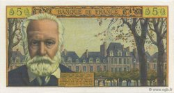 5 Nouveaux Francs VICTOR HUGO FRANCE  1963 F.56.13 SPL
