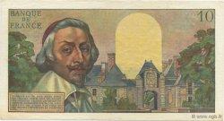 10 Nouveaux Francs RICHELIEU FRANCE  1959 F.57.01 SUP