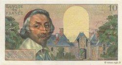 10 Nouveaux Francs RICHELIEU FRANCE  1960 F.57.11 SUP+