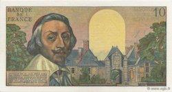 10 Nouveaux Francs RICHELIEU FRANCE  1962 F.57.19 SPL+