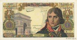 100 Nouveaux Francs BONAPARTE FRANCE  1962 F.59.14 SUP+