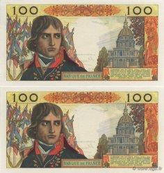 100 Nouveaux Francs BONAPARTE BOJARSKI FRANCE  1962 F.59.16 SPL