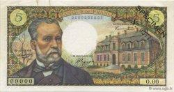 5 Francs PASTEUR FRANCE  1966 F.61.00 SUP