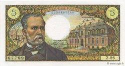 5 Francs PASTEUR FRANCE  1969 F.61.09 NEUF