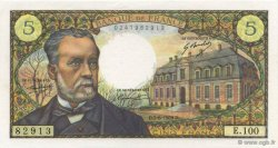 5 Francs PASTEUR FRANCE  1969 F.61.10 NEUF