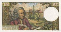 10 Francs VOLTAIRE FRANCE  1963 F.62.02 SPL