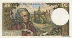 10 Francs VOLTAIRE FRANCE  1964 F.62.10 pr.SPL