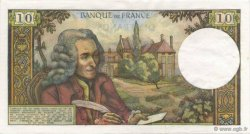 10 Francs VOLTAIRE FRANCE  1972 F.62.56 SUP
