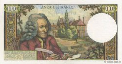 10 Francs VOLTAIRE FRANCE  1973 F.62.63 NEUF