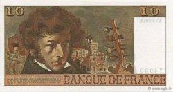 10 Francs BERLIOZ FRANCE  1974 F.63.03 pr.NEUF