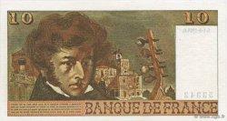 10 Francs BERLIOZ FRANCE  1974 F.63.06 pr.NEUF