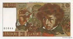 10 Francs BERLIOZ FRANCE  1975 F.63.08 pr.NEUF