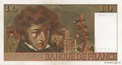 10 Francs BERLIOZ FRANCE  1976 F.63.19 SUP+