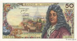 50 Francs RACINE FRANCE  1969 F.64.15 SUP