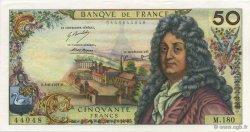 50 Francs RACINE FRANCE  1971 F.64.18 SPL