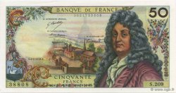 50 Francs RACINE FRANCE  1973 F.64.22 NEUF