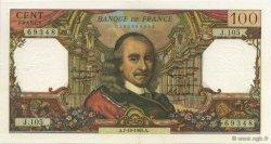 100 Francs CORNEILLE FRANCE  1965 F.65.09 pr.SPL