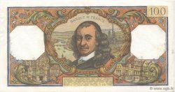 100 Francs CORNEILLE FRANCE  1967 F.65.17 SUP+