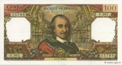 100 Francs CORNEILLE FRANCE  1968 F.65.24 SUP+