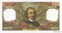 100 Francs CORNEILLE FRANCE  1978 F.65.63 SUP à SPL