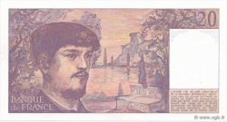 20 Francs DEBUSSY FRANCE  1980 f.66.01-A5 SPL