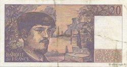 20 Francs DEBUSSY FRANCE  1986 F.66.07 TTB+