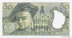 50 Francs QUENTIN DE LA TOUR FRANCE  1992 F.67.19e NEUF