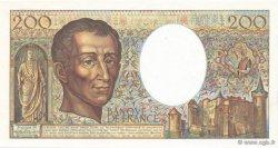 200 Francs MONTESQUIEU FRANCE  1984 F.70.04 NEUF