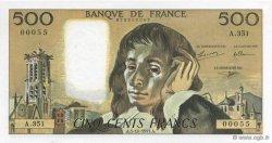 500 Francs PASCAL FRANCE  1991 F.71.48 NEUF