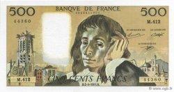 500 Francs PASCAL FRANCE  1992 F.71.52a NEUF