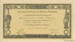 10 Francs FRANCE régionalisme et divers  1917  SUP