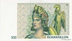 500 Francs FRANCE régionalisme et divers  1990  NEUF
