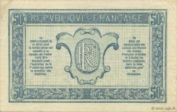 50 Centimes FRANCE  1917 VF.01.10 SUP