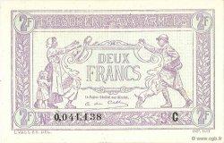 2 Francs TRÉSORERIE AUX ARMÉES FRANCE  1917 VF.05.03 pr.NEUF