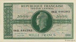 1000 Francs MARIANNE chiffres gras FRANCE  1945 VF.12.01 pr.NEUF