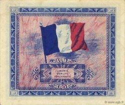2 Francs DRAPEAU FRANCE  1944 VF.16.01 SPL+