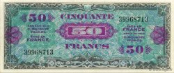 50 Francs DRAPEAU FRANCE  1944 VF.19.01 SUP+