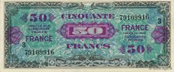 50 Francs FRANCE FRANCE  1944 VF.24.03 SUP