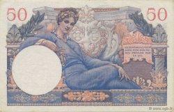 50 Francs TRÉSOR FRANCAIS FRANCE  1947 VF.31.01 SPL+